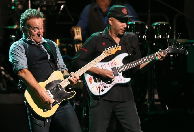Bruce+Springsteen+Tom+Morello+Bruce+Springsteen+XO3ySnjNtKAx